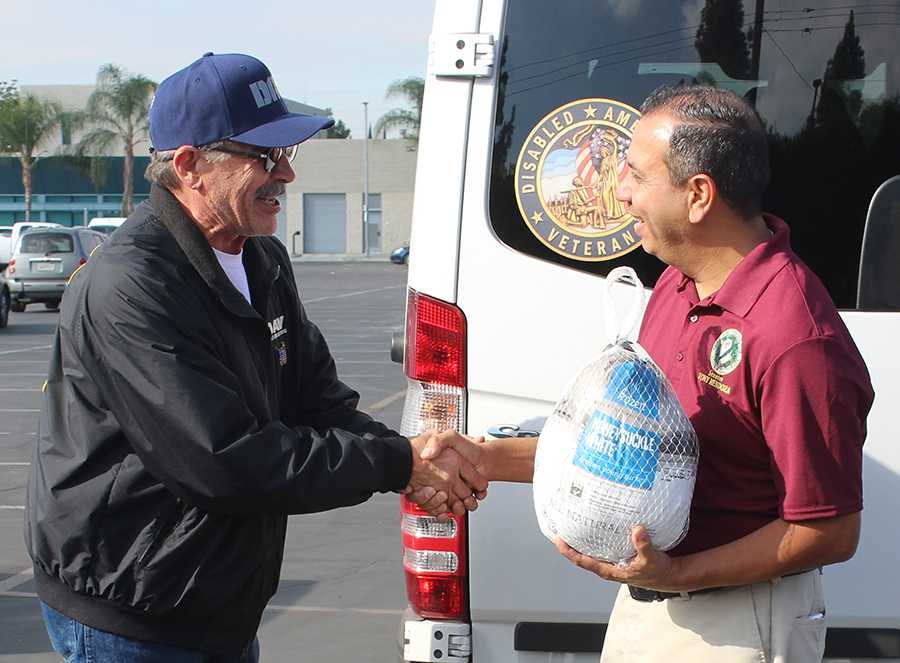 Operation Gobble provides turkeys for less fortunate
