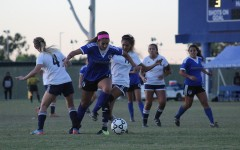 Garcia's late free kick helps secure win against El Camino