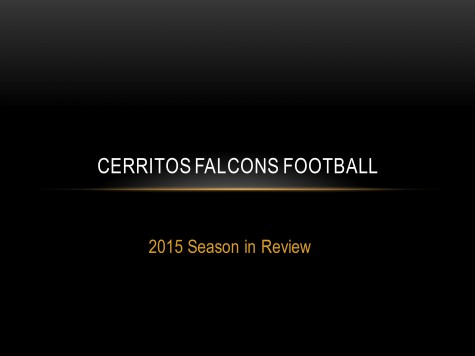 Cerritos Falcon Football Season in Review