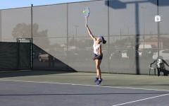 Women's tennis dominates against Bakersfield