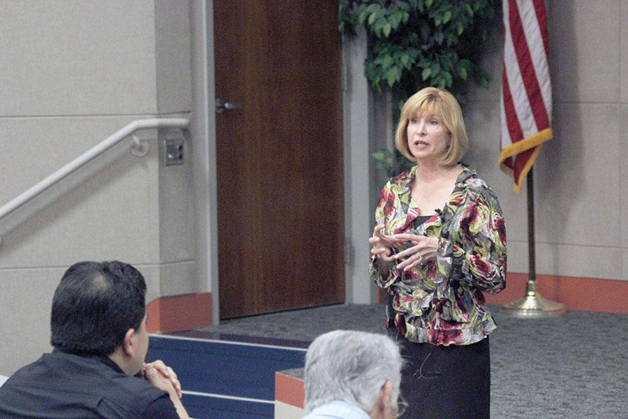 Dr. JoAnna Schilling to leave Cerritos College in February
