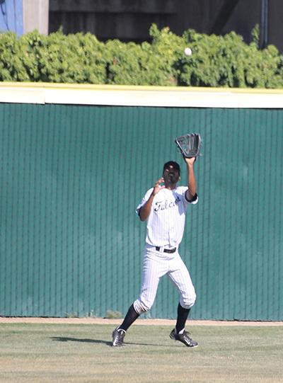 Mark Pena, leading man for Falcon baseball