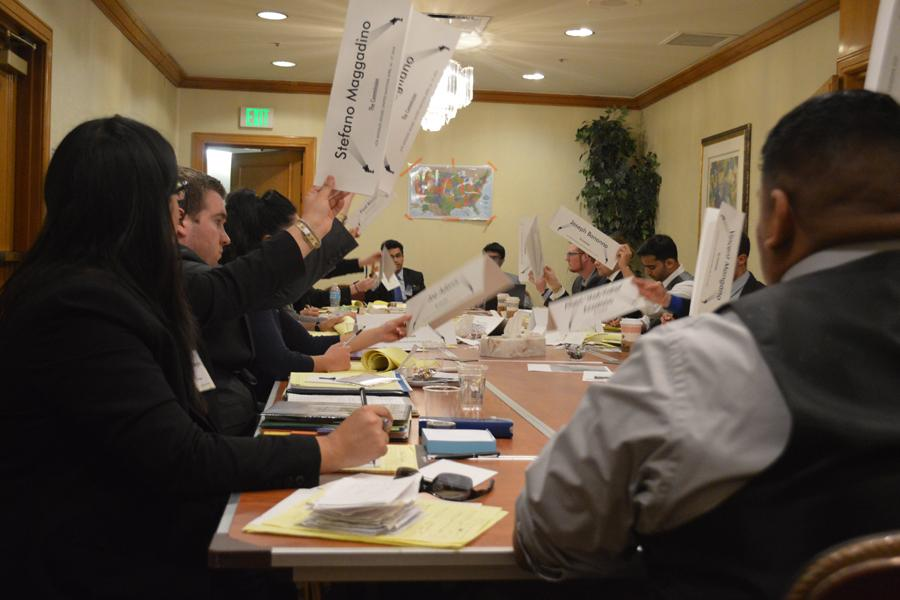 History relived at Model UN conference