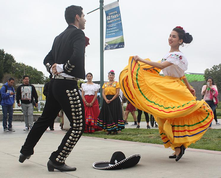 MEChA Club brings Cinco de Mayo to the campus