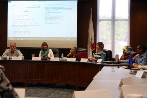 Faculty Senate explores new student complaint procedure possibilities