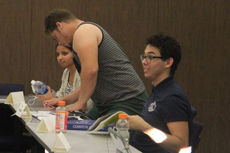 ASCC focuses on student awareness, outreach and involvement on campus