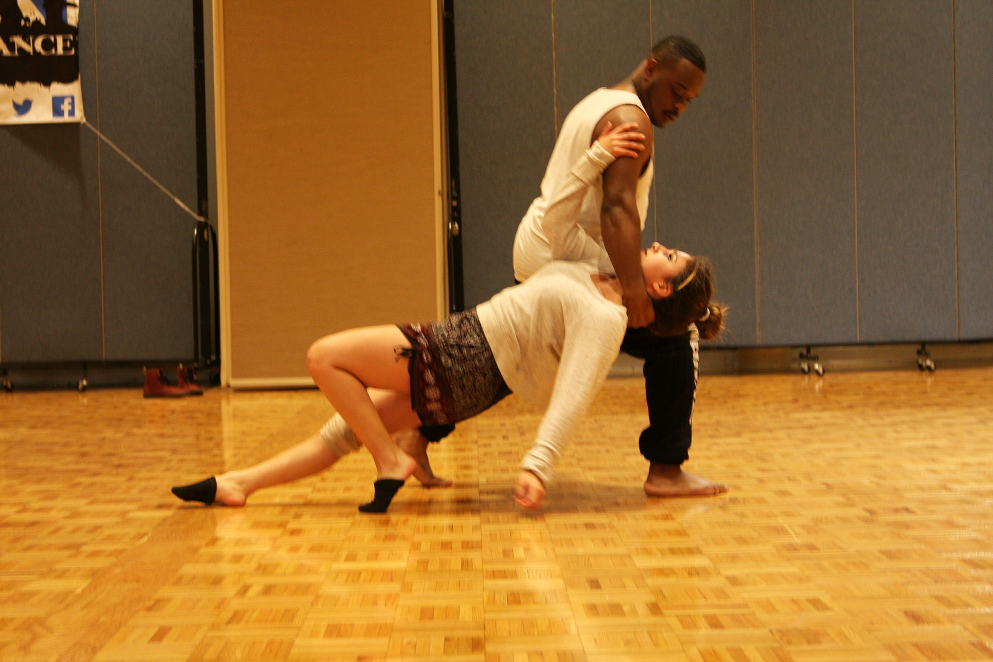 Semi annual dance concert hosted by Dynamic Dance Club