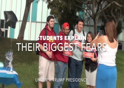 Students share fears under Trump presidency