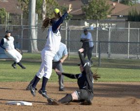 Softball team gets ripped again