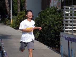 Journalist/runner recounts race