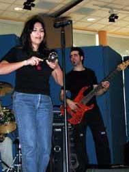 Monge Fronts band