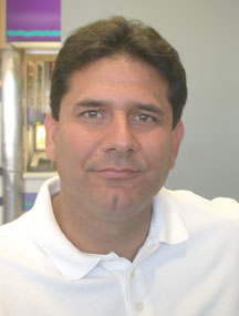 Running candidate Raul Havice Morales