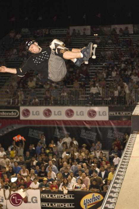Full results of the LG Action Sports Championships