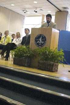 Faculty receive awards for effort