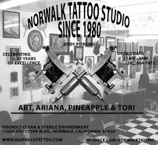 Norwalk Tattoo