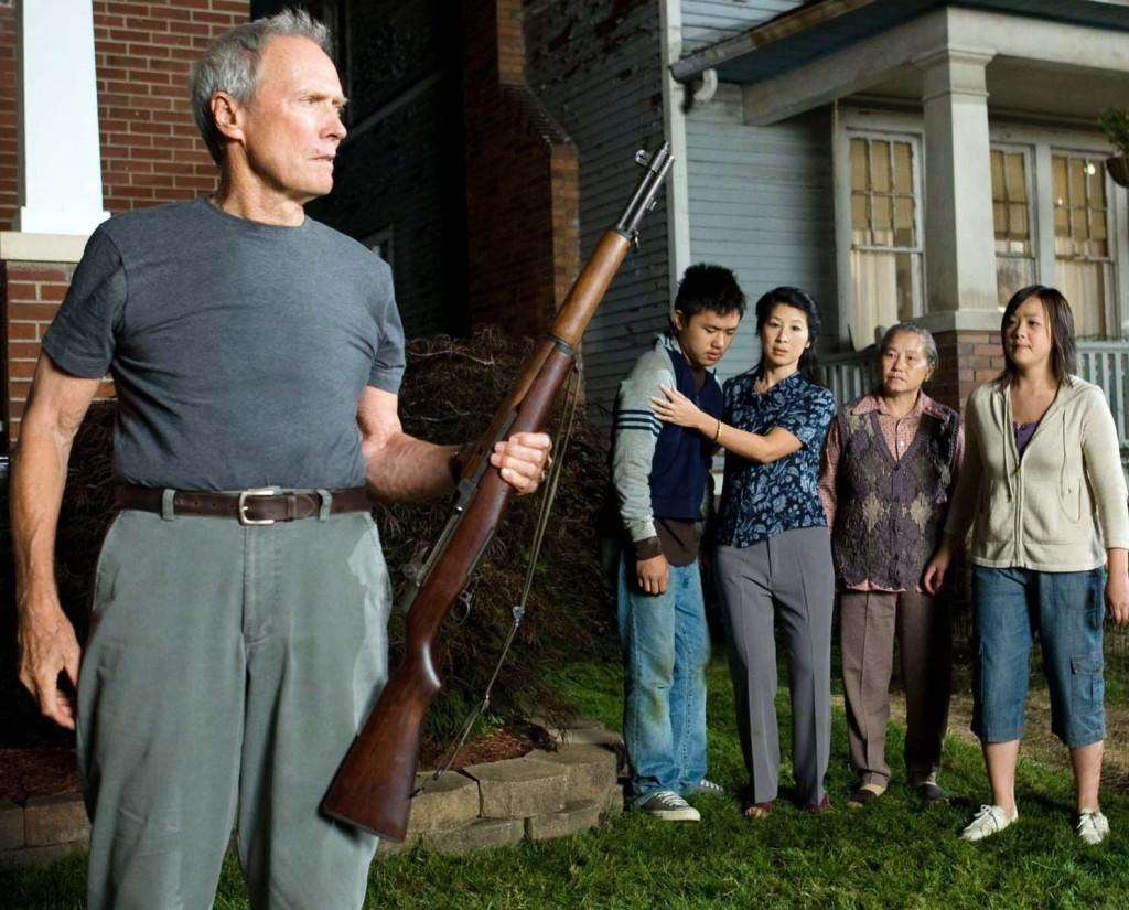 Eastwood's 'Gran Torino' fires on all cylinders