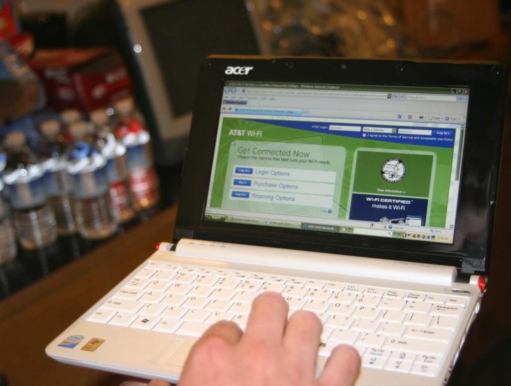 Steps toward free wifi