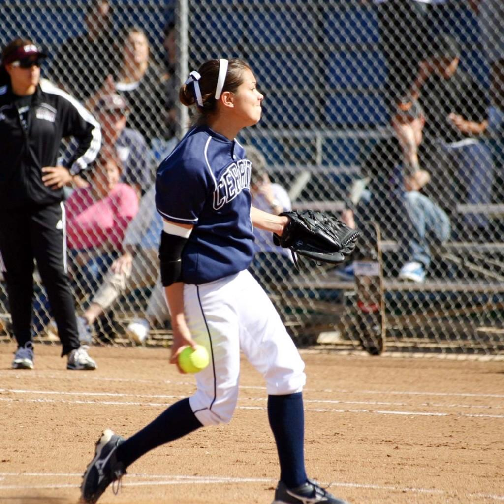 Mt. SAC defeats softball, 9-4