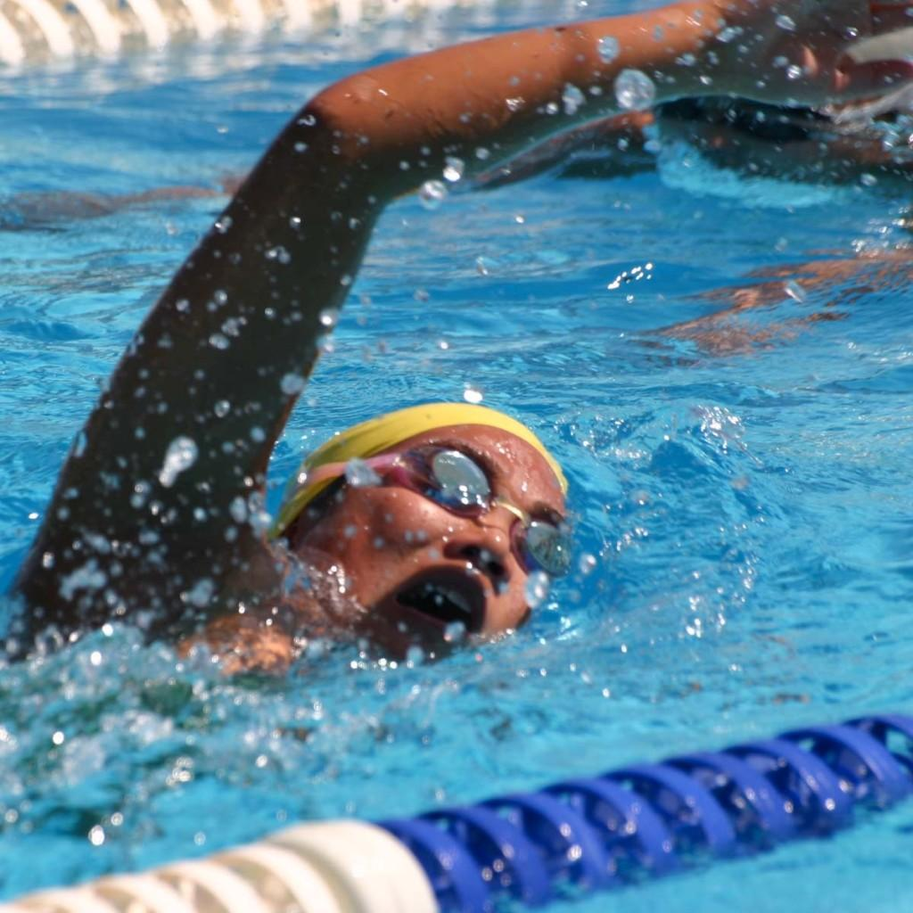 Women's swimming goes undefeated