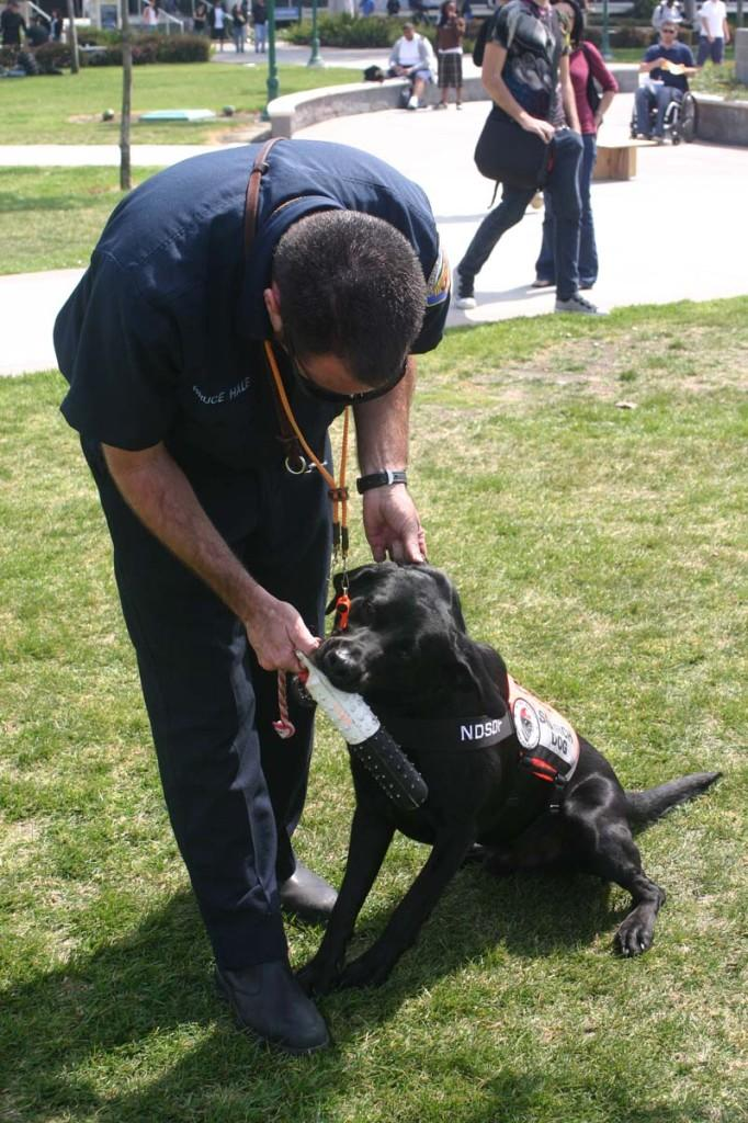 Dog+training+program+promoted+at+Cerritos