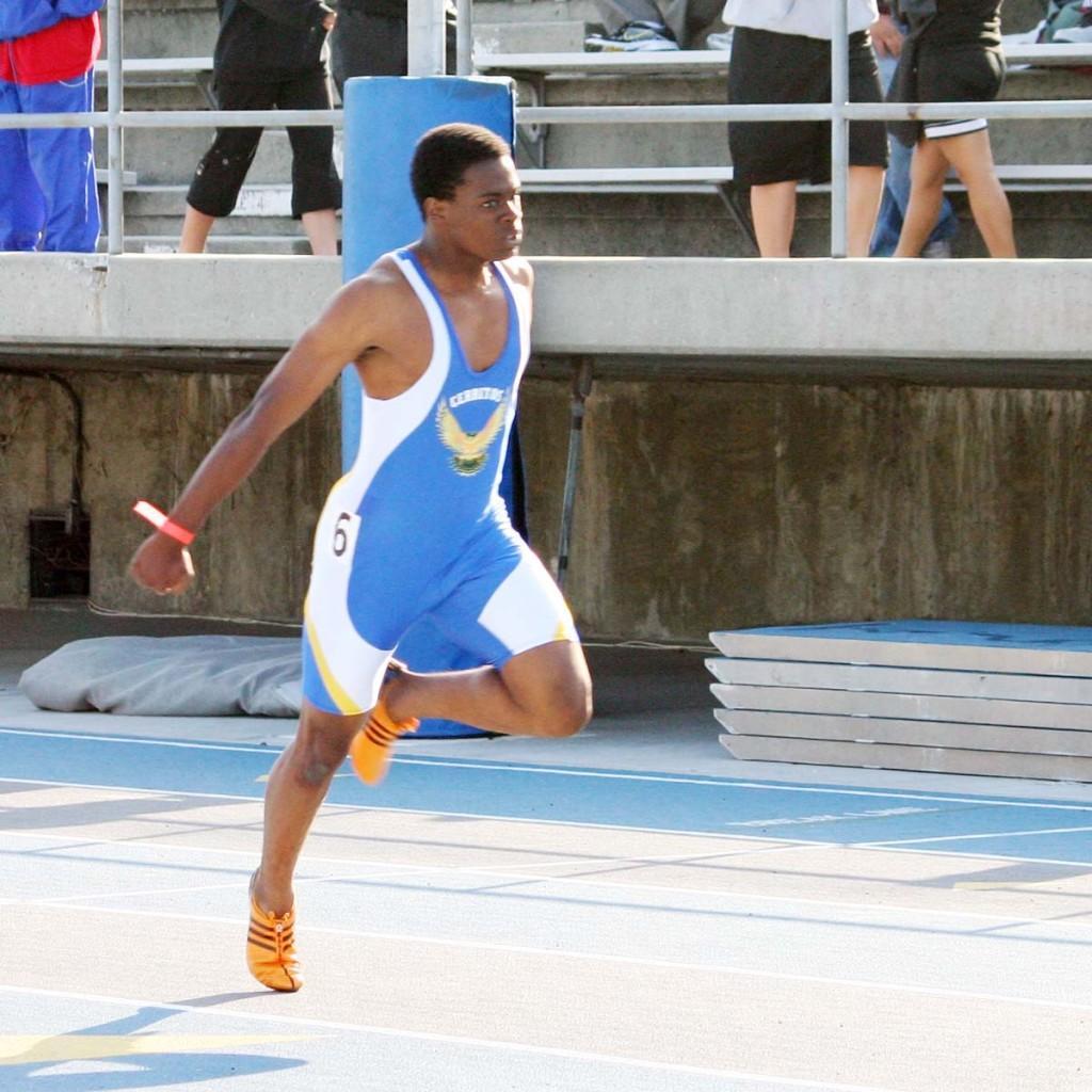 Track women rank first, men second