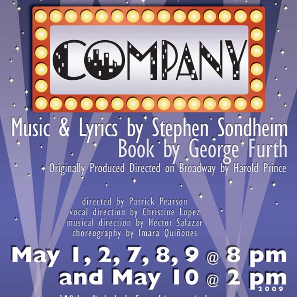 Theater receives 'Company'