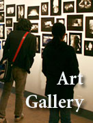 Art gallery 'overflows'