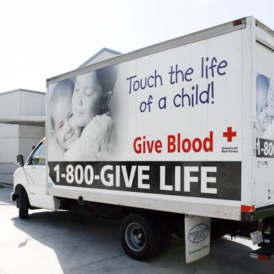Blood drive increases by 50 units