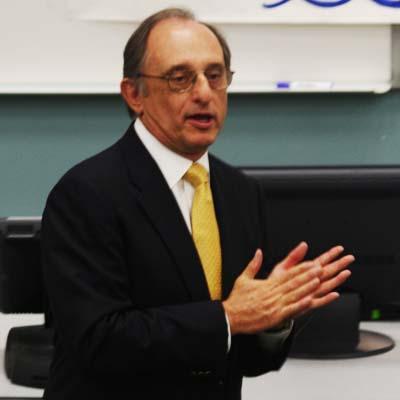 Accounting Club invites CEO to Cerritos