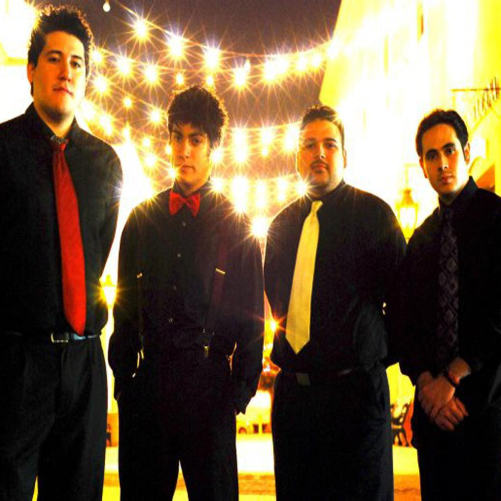 Local band looks to make it big