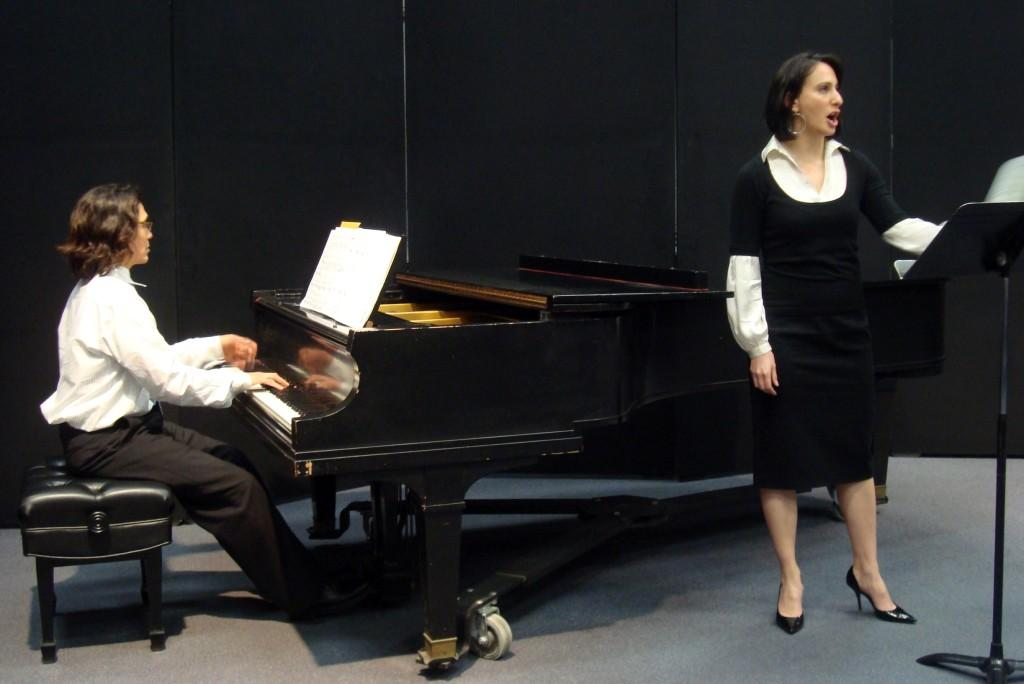 Poulenc's work recognized in piano concert