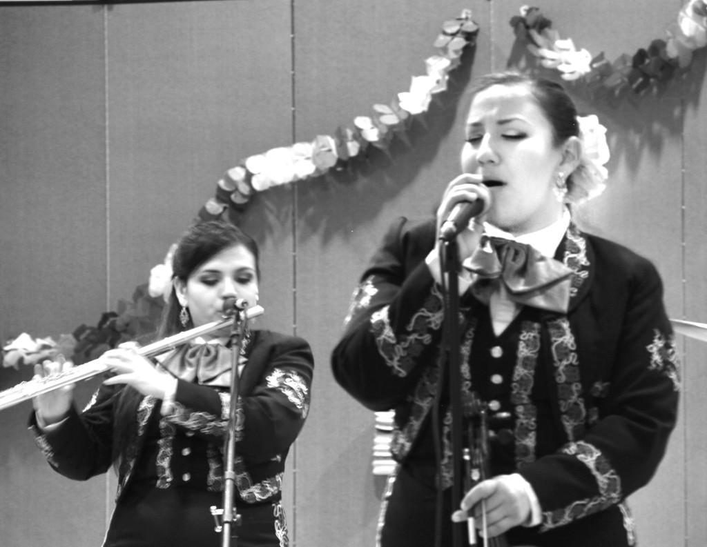 Grammy Award winning, Mariachi Divas perform at Ceritos College
