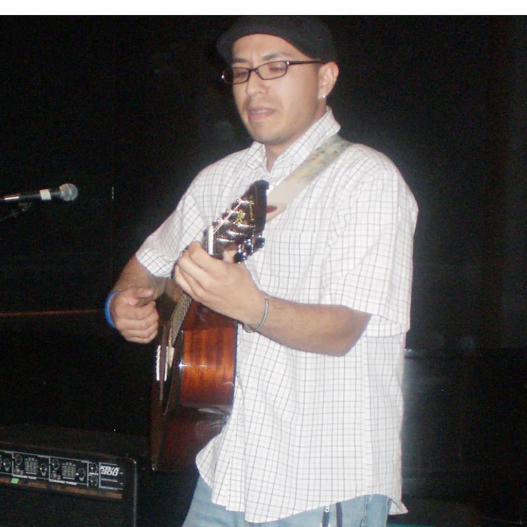 Posada uses music as his getaway