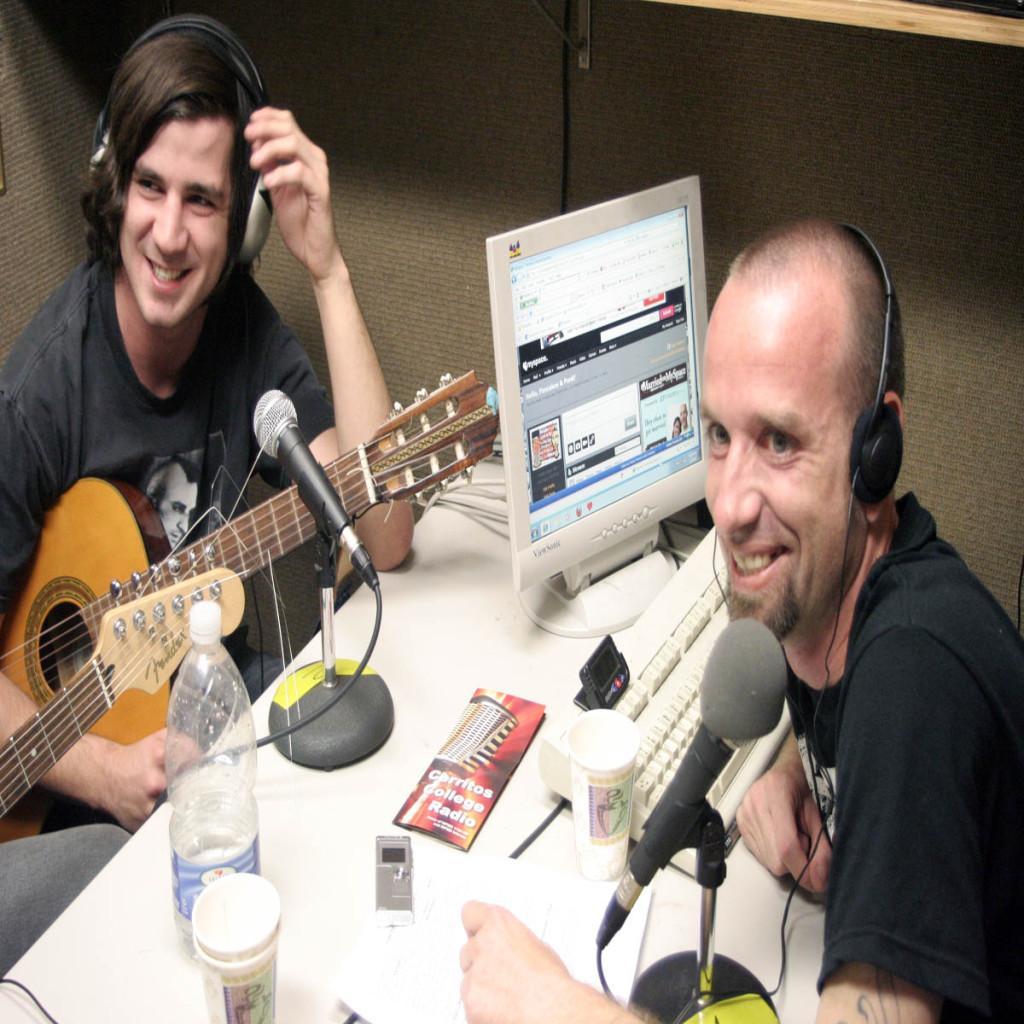 Punk music hits WPMD