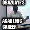 Nigerian professor strives to improve education