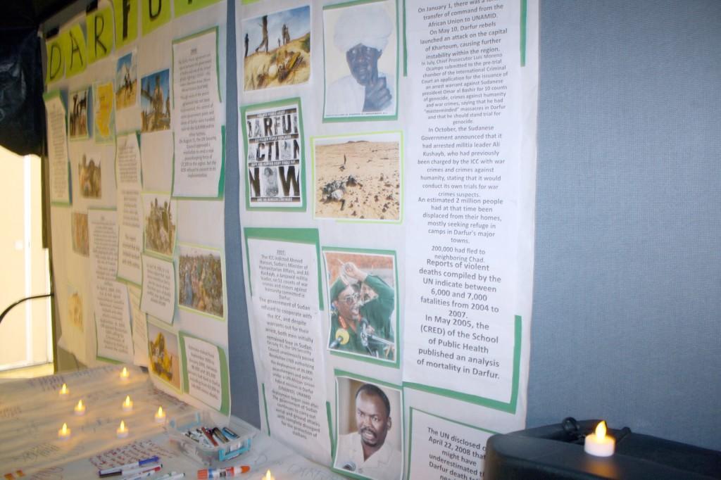 Genocide exhibit changes perspectives
