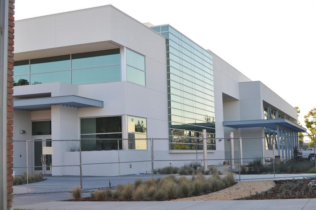 New Physical Science Building is almost open to the Cerritos College public.