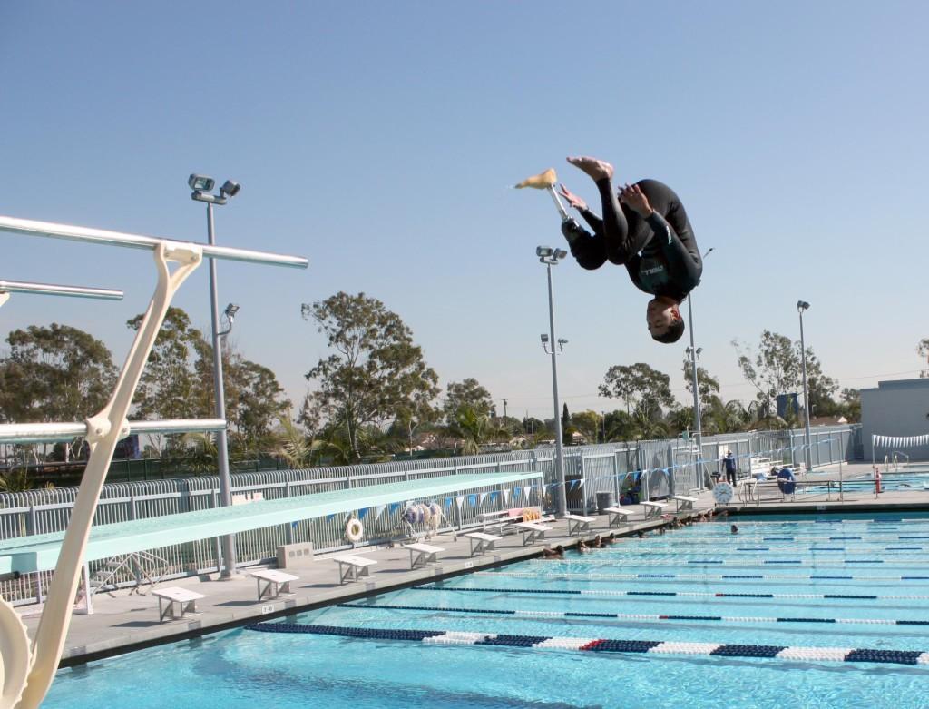 Disability fails to halt diver