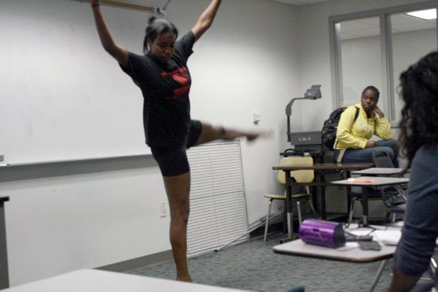 BSU holds auditions for upcoming talent show