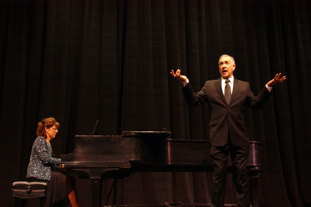 Faculty Gala Concert ends with emergency