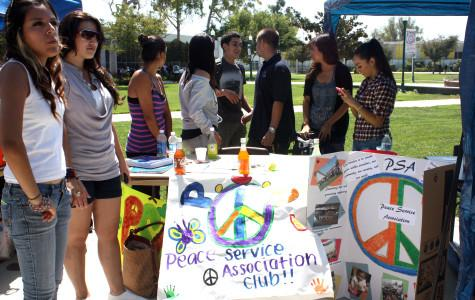 Students find new clubs on Club Info Day