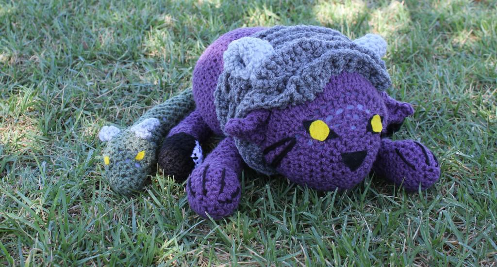 Her+own+style%3A+Former+Cerritos+College+student+Carina+Munoz+created+this+crochet+animal.+Munoz+crochets+