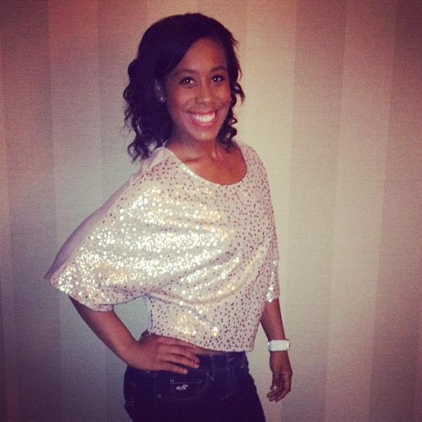 MarJona Smith-Halieway who is running independently for Homecoming Queen ballot No. 6