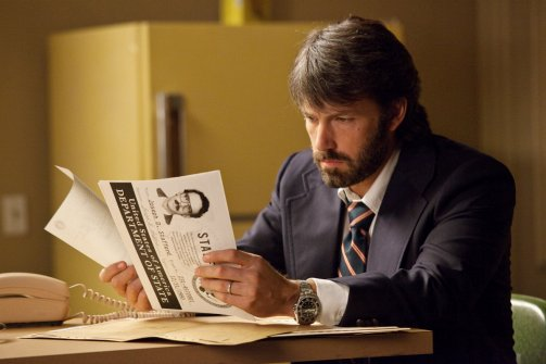 Ben Affleck stars as Tony Mendez in