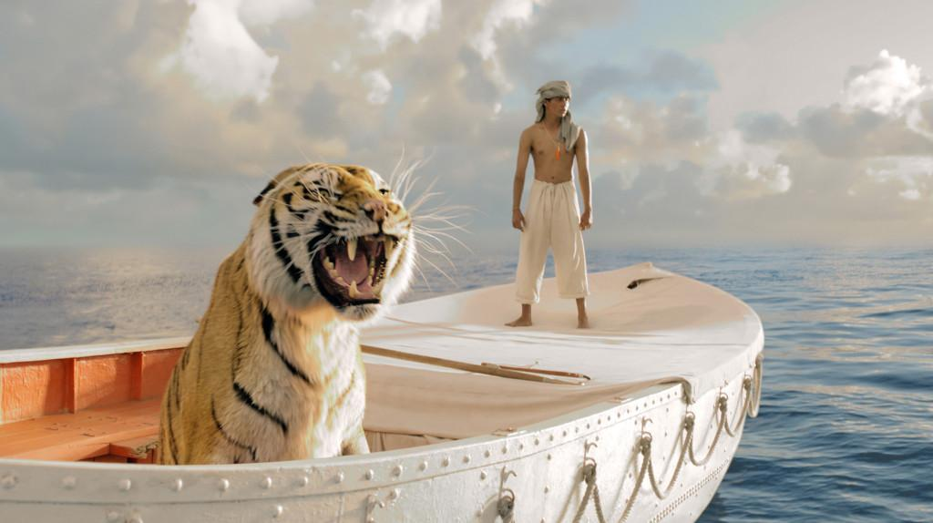 Suraj Sharma stars as the title character in Life of Pi. (Fox 2000 Pictures/MCT)