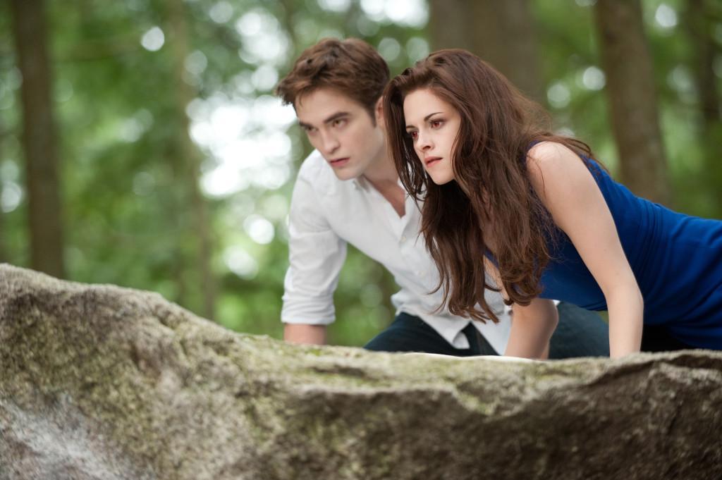 Robert Pattinson and Kristen Stewart star in