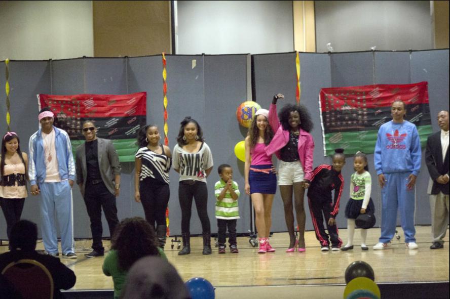 Black Student Union Celebration Slideshow