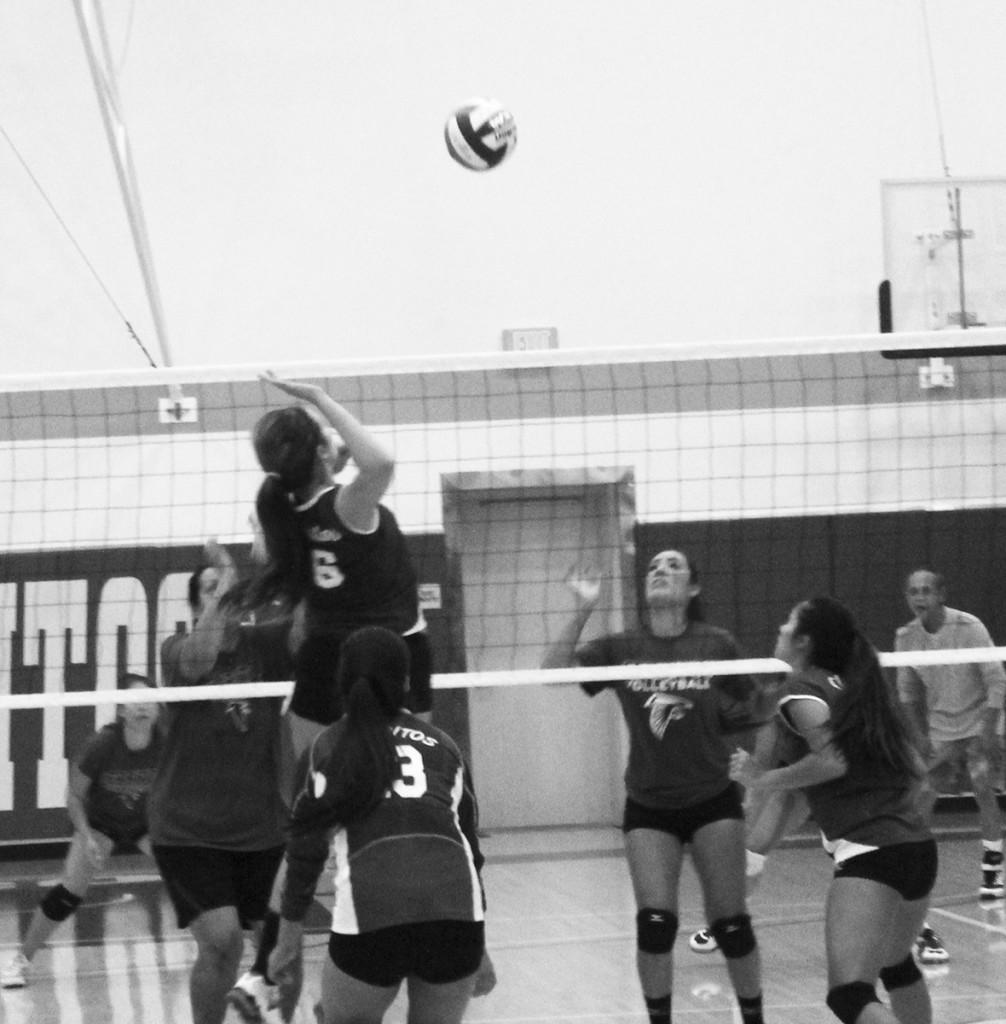 Volleyball ready to face the competition