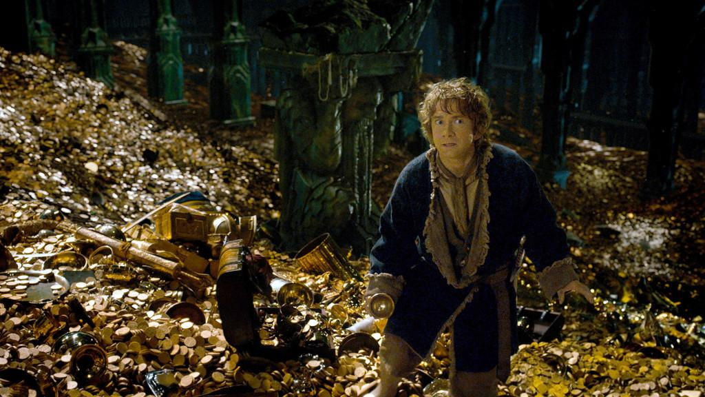 The Hobbit: The Desolation of Smaug hits theaters Friday, December 13, 2013.