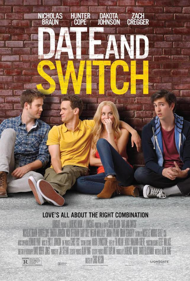 Date and Switch explores moving message